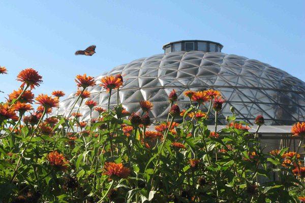 Greater Des Moines Botanical Garden Historic East Village