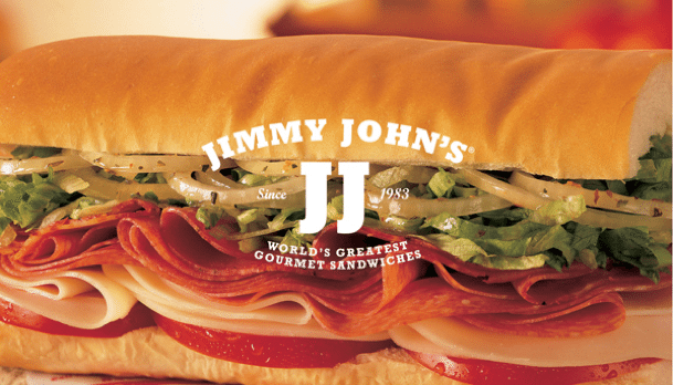 picture relating to Jimmy Johns Printable Menu known as Jimmy Johns Ancient East Village